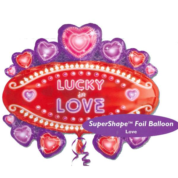 XL Ballon Lucky In Love